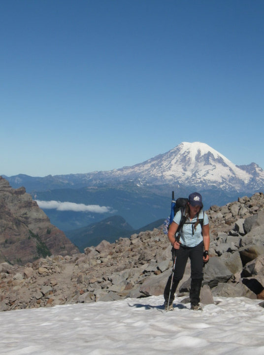 PCT 2010 Mt. Rainier, Washington! Goat Rocks Wilderness